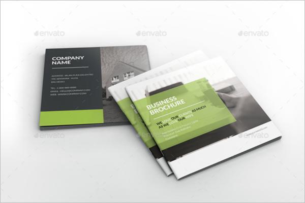 Company Brochure Template Word