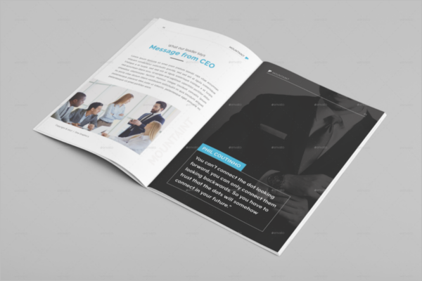 Company Brochure Design Templates Free PSD PDF Word Ideas - Company brochure templates