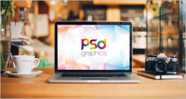 Computer Mockup PSD Templates