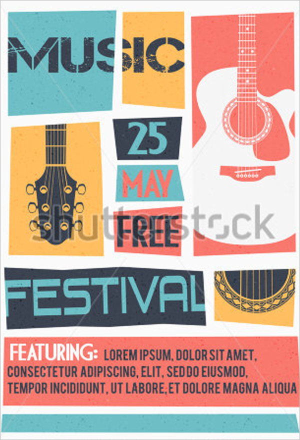 Concert Poster Template