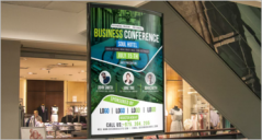 28+ Sample Conference Poster Templates