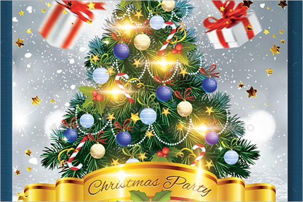 Corporate Christmas Party Design