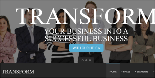 Corporate FreeHTML5 Template