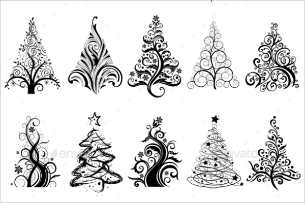 Creative Christmas Tree Idea