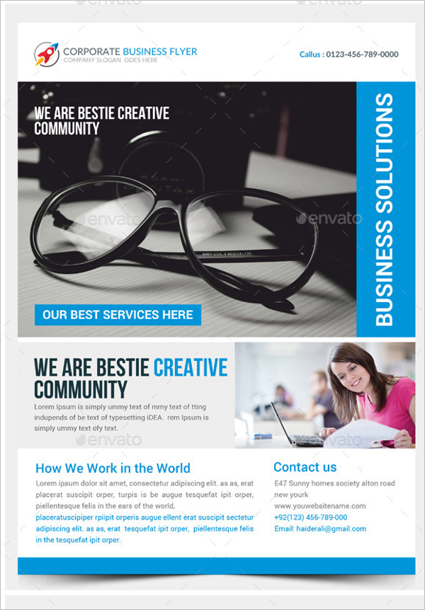 Creative Office Flyer Bundle
