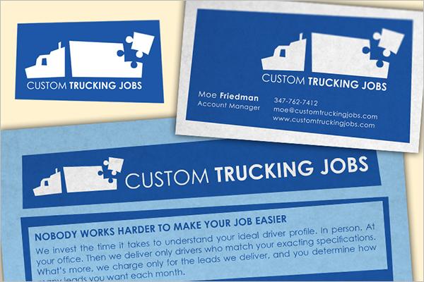 Custom Business Card Holder Design