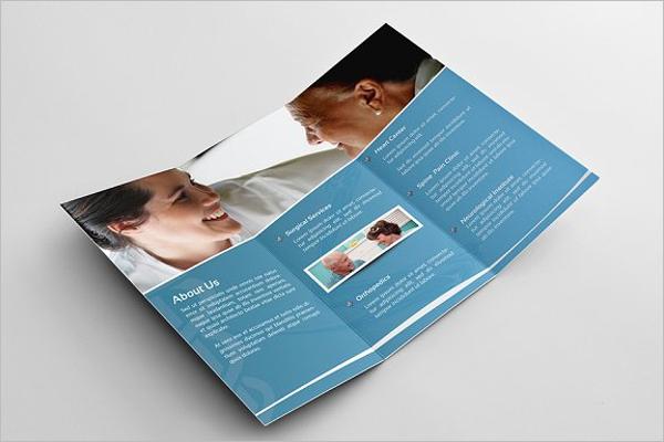 35  hospital brochure design templates free pdf  samples