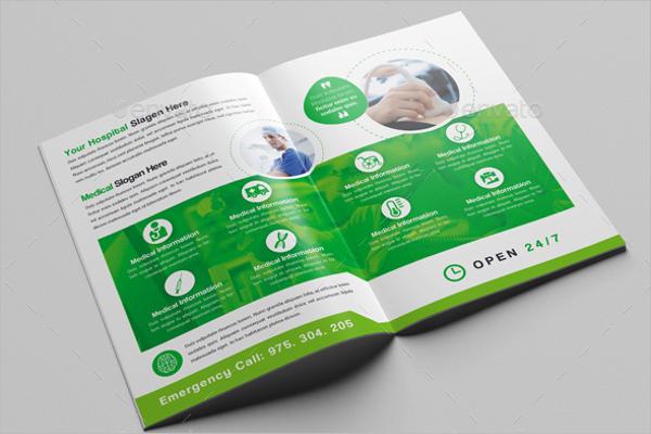 Customize Medical Brochure Template