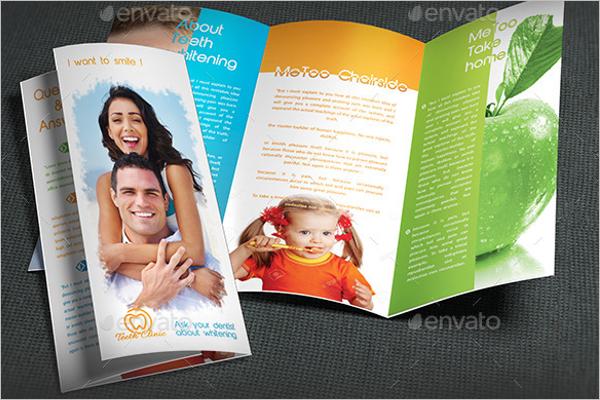Dental Brochure Template