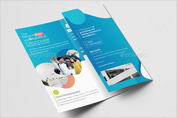 Digital Agency Brochure Template