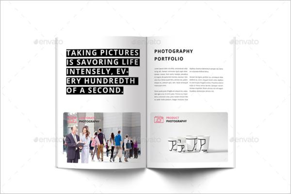 Digital Brochure Example