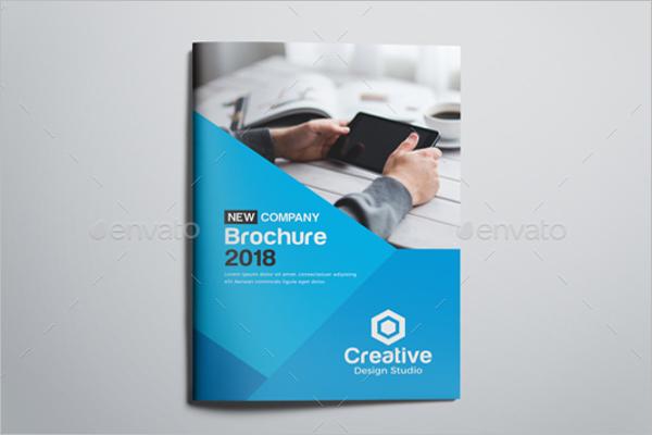 Digital Brochure Printing Design