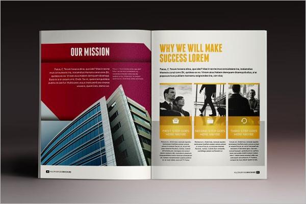 Digital Citizenship Brochure Template