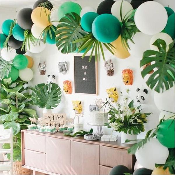 Eco Friendly Birthday Party Idea
