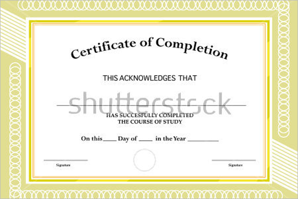 Attendance Certificates Designs amp Templates in Photoshop Word