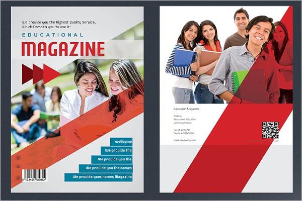 Editable College Brochure Design