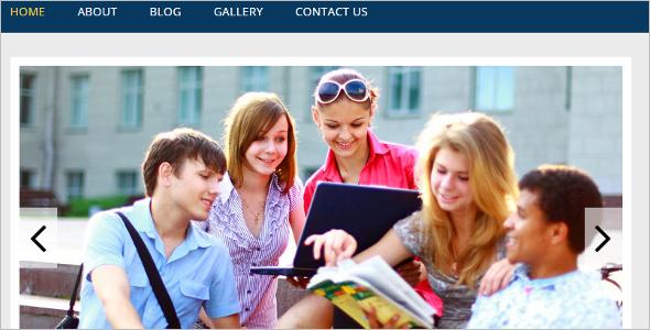 Education Event WordPress Theme