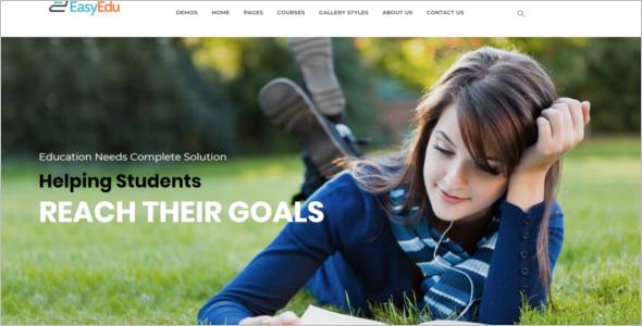Education WordPress Plugin Theme