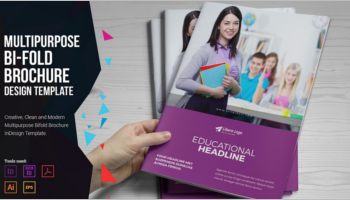 Educational Brochure Templates