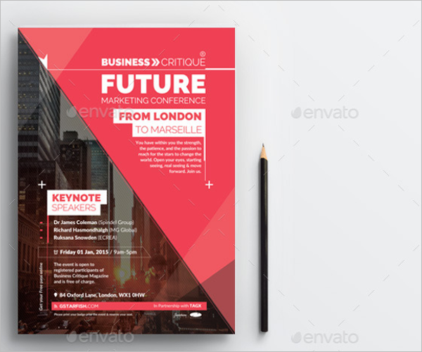 Elegant Business Poster Template