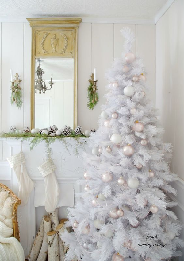 Elegant Christmas Tree Design