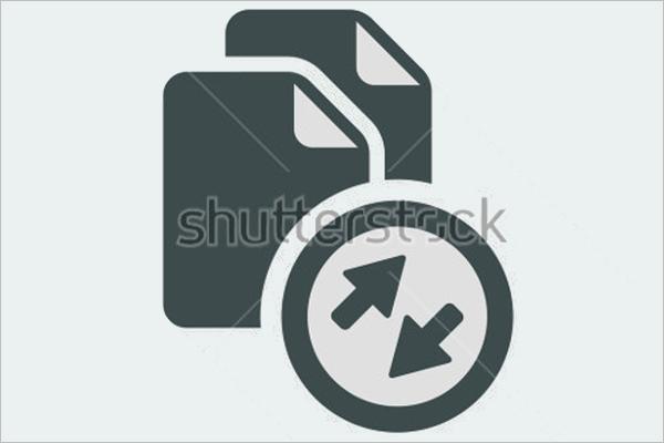 Elegant Share Icon Design