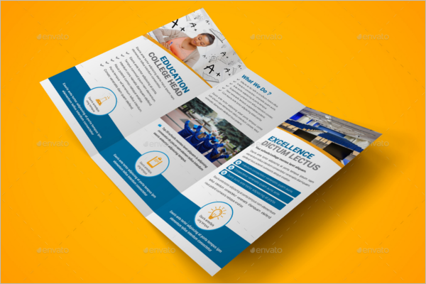 Engineering College Brochure Template