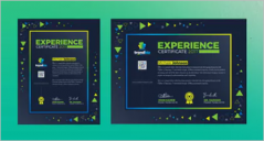 Experience Certificate Templates