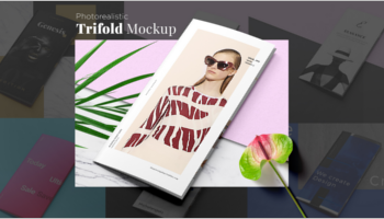Fashion Mockup PSD Templates