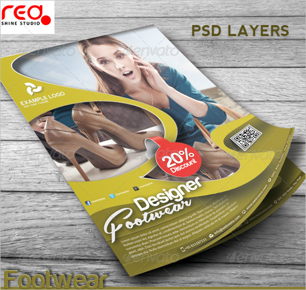 Fashion Poster Design Template