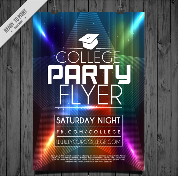 Free Band Flyer Template