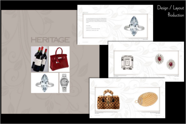 Free Brochure For Accessories