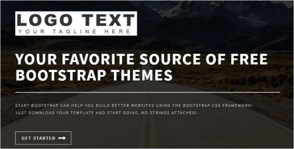 Free CSS & HTML5 Template