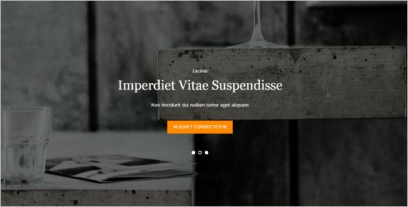 Free CSS Website Template