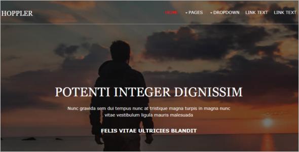 Free HTML5 Theme