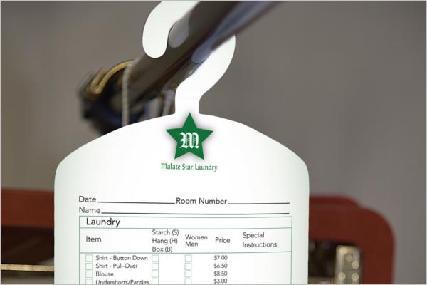 Free Laundry Brochure PDF