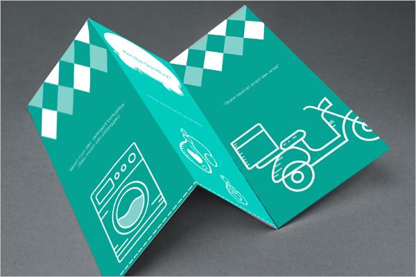 FreeLaundry Brochure PSD