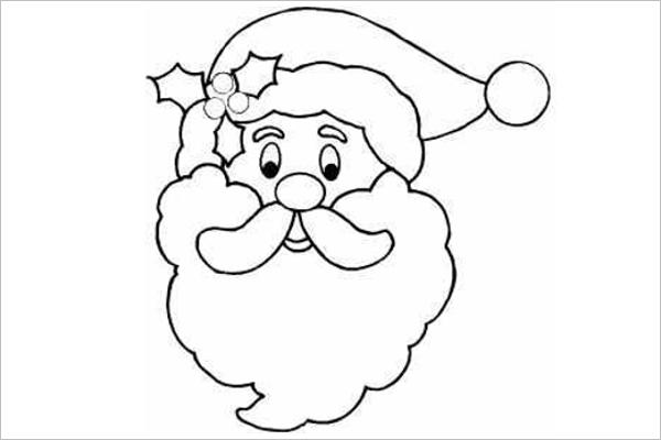 Free Santa Claus Design
