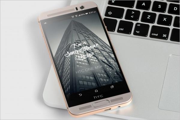Free Smartphone Mockups