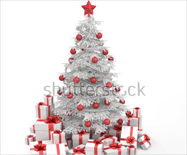 Free White Christmas Tree Ideas