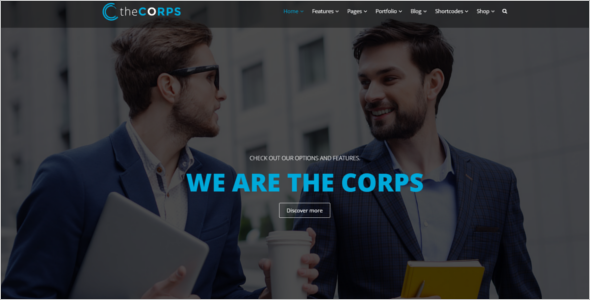 Fully Responsive Website Template