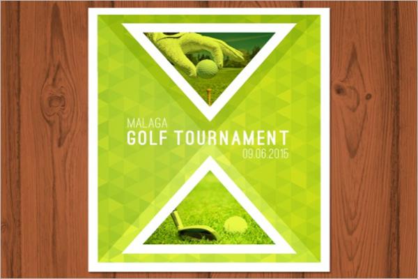 Golf Tournament BrochureFree