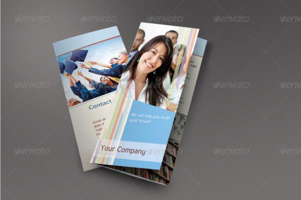 Graduation Brochure Template