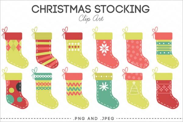 Handmade Christmas Stocking Idea