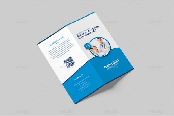 Health Brochure Design Template