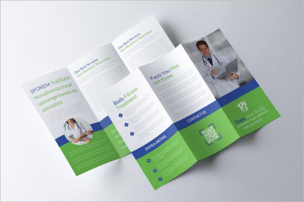 Health & Medical Brochure Template