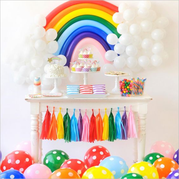 High Resolution Birthday Party Theme