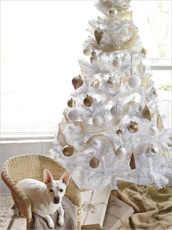 Holiday Christmas Tree Template