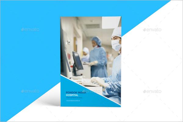 Hospital Brochure Design PDF