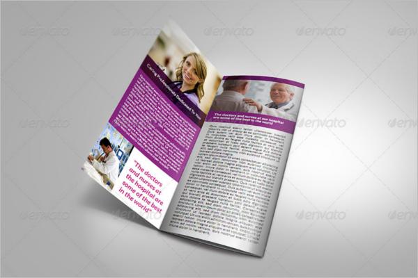 Hospital Brochure Samples